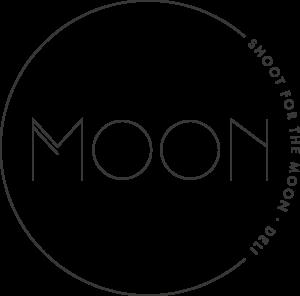 MOON Kreis Logo - Design: Carolin Tröndle