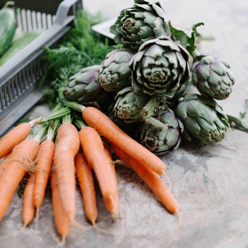 Frisches Gemüse - Quelle: unsplash.com, Foto: David Vazquez