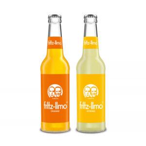 Fritz Limo Orange Zitrone