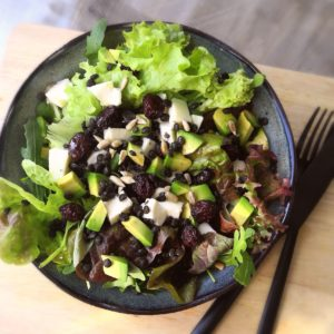Salat Beluga Balance by Moon Deli